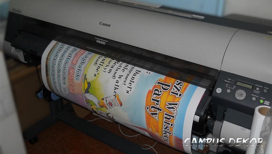 Poszter nyomtatás debrecen